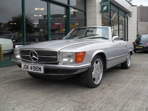Picture of 1974 Mercedes 450SL £35k plus restoration by marque specialist  For Sale