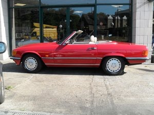 Picture of 1988 Mercedes Benz 500SL For Sale