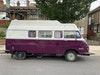 Rare Mercedes Campervan - ready for holidays now!