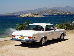 1970 Mercedes-Benz 280 3.5 Coupe, awarded recent restoration For Sale (picture 2 of 6)