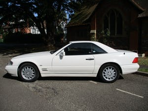 1996 MERCEDES SL 320  96   3 OWNERS   78,800 MILES ONLY For Sale (picture 9 of 28)