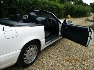 1996 MERCEDES SL 320  96   3 OWNERS   78,800 MILES ONLY For Sale (picture 15 of 28)