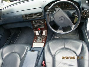 1996 MERCEDES SL 320  96   3 OWNERS   78,800 MILES ONLY For Sale (picture 16 of 28)