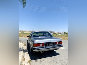 Mercedes Benz 1983 ????  W123, 230E, 2300 cc Petrol For Sale (picture 2 of 6)