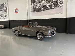 Picture of MERCEDES-BENZ 190 SL 190SL Roadster Body Off Restored (1962) For Sale