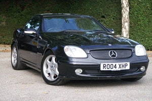 Picture of 2004 Mercedes Benz SLK230 Kompressor SOLD