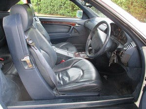 1996 MERCEDES SL 320  96   3 OWNERS   78,800 MILES ONLY For Sale (picture 2 of 28)