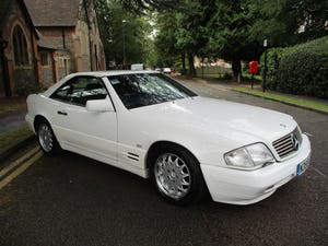1996 MERCEDES SL 320  96   3 OWNERS   78,800 MILES ONLY For Sale (picture 17 of 28)
