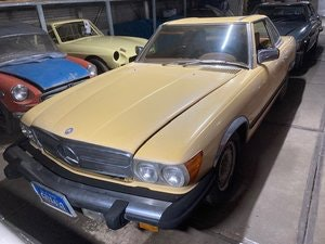 Picture of Mercedes 450SL Roadster V8 1977 For Sale