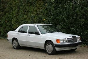 Picture of 1992 Mercedes-Benz 190 E 1.8  SOLD