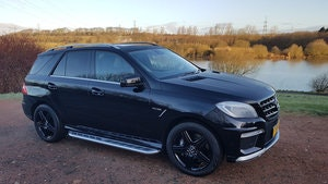 Picture of 2013 Mercedes ML63 (5.5 Bi Turbo) 28,500mls fsh For Sale