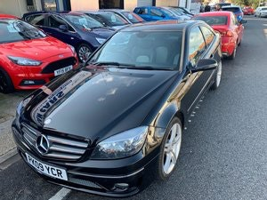 Picture of 2009 Mercedes-Benz CLC Class 1.8 CLC180 Kompressor Sport For Sale