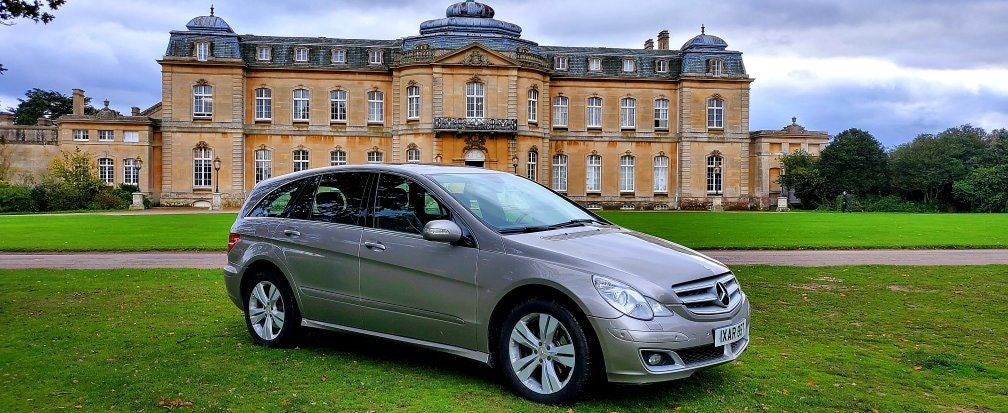 2007 LHD MERCEDES R280CDI, 7G-TRONIC AUTO, LEFT HAND DRIVE For Sale (picture 1 of 6)