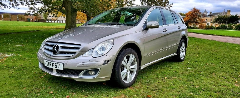2007 LHD MERCEDES R280CDI, 7G-TRONIC AUTO, LEFT HAND DRIVE For Sale (picture 2 of 6)