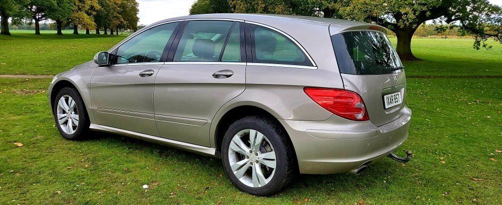 2007 LHD MERCEDES R280CDI, 7G-TRONIC AUTO, LEFT HAND DRIVE For Sale (picture 3 of 6)