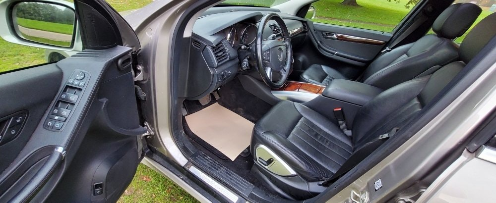 2007 LHD MERCEDES R280CDI, 7G-TRONIC AUTO, LEFT HAND DRIVE For Sale (picture 4 of 6)