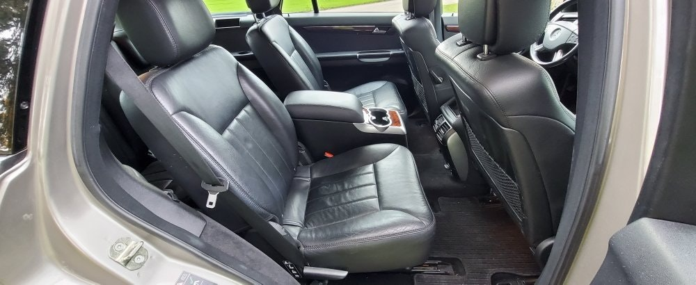 2007 LHD MERCEDES R280CDI, 7G-TRONIC AUTO, LEFT HAND DRIVE For Sale (picture 5 of 6)