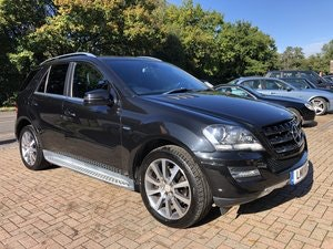 Picture of 2011 (11) Mercedes ML350 CDI BlueEFFICIENCY Grand Edition For Sale