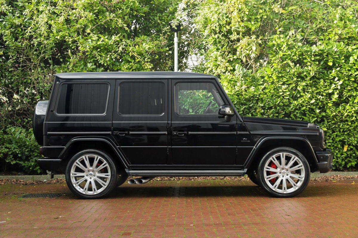2012 Mercedes G63 AMG Brabus For Sale (picture 2 of 6)