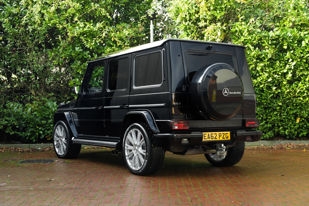 2012 Mercedes G63 AMG Brabus For Sale (picture 3 of 6)