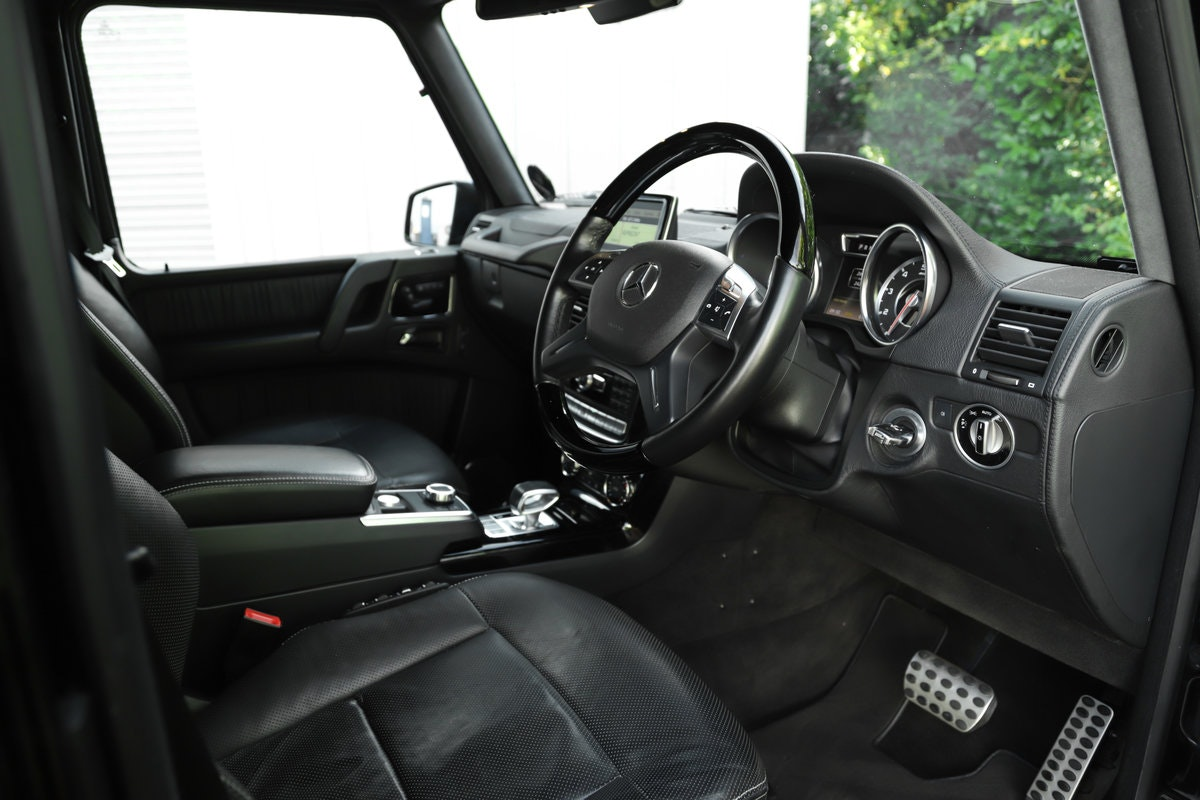 2012 Mercedes G63 AMG Brabus For Sale (picture 6 of 6)