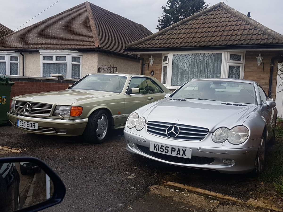 2005 MINT CONDITION MERCEDES SL For Sale (picture 2 of 6)