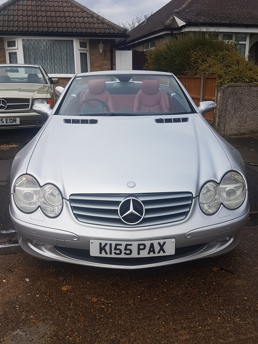 2005 MINT CONDITION MERCEDES SL For Sale (picture 6 of 6)