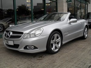 Picture of SL 350 2008 1 LADY OWNER JUST 9400 MILES FROM NEW For Sale