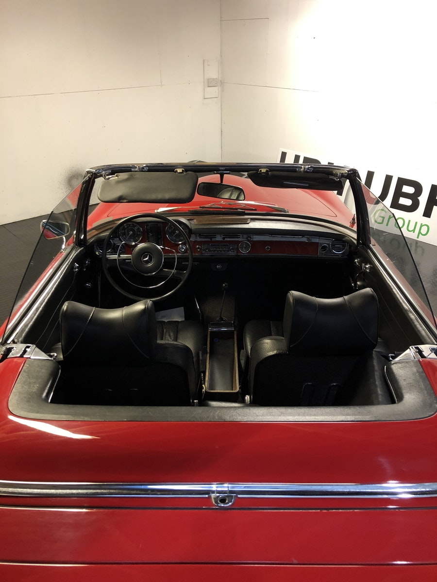 1966 LHD Mercedes 230sl For Sale (picture 6 of 6)