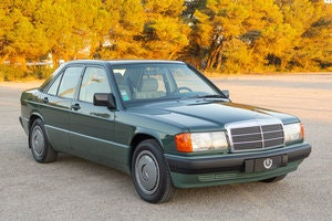 Picture of 1991 Mercedes Benz 190 E 1.8 For Sale