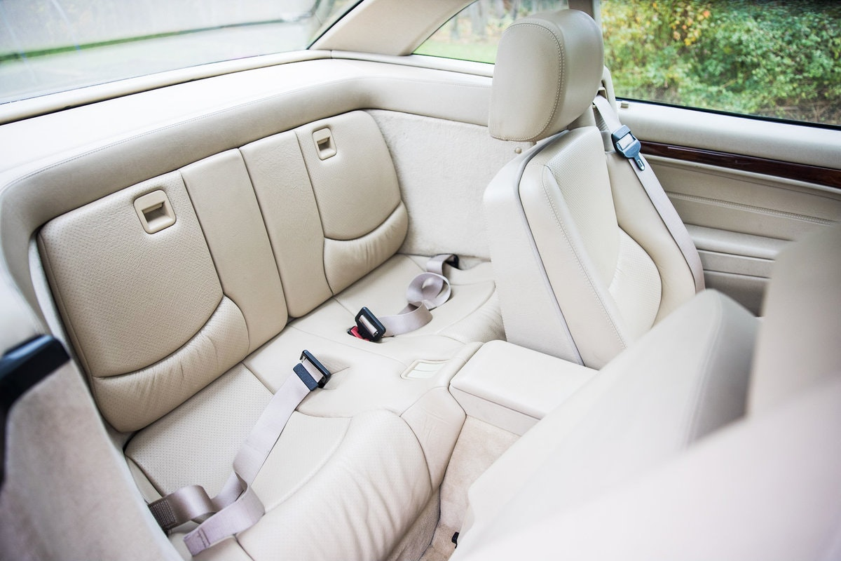 1996 Mercedes SL500 33k miles Panoramic roof For Sale (picture 11 of 12)