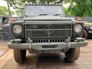 1987 Mercedes benz g240 jeep For Sale (picture 3 of 4)