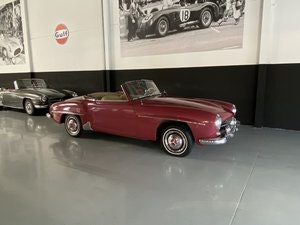 Picture of MERCEDES-BENZ 190 SL 190SL very rare Color combination 1958 For Sale