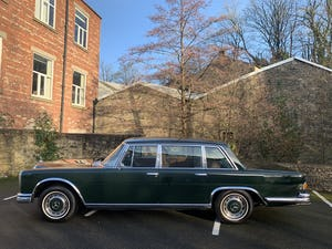 1971 MERCEDES 600 GROSSER  W100. For Sale (picture 3 of 22)