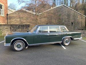 1971 MERCEDES 600 GROSSER  W100. For Sale (picture 12 of 22)