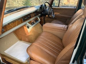 1971 MERCEDES 600 GROSSER  W100. For Sale (picture 21 of 22)