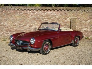 Picture of 1958 Mercedes Benz 190SL For Sale