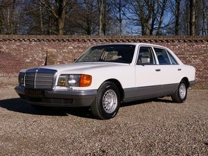 Picture of 1983 MERCEDES-BENZ 500SEL ONLY 53.794 KM For Sale