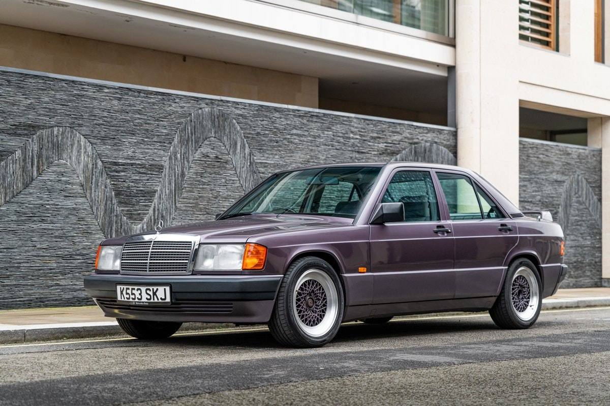 1992 W201 Mercedes-Benz 190E BBS/Cosworth For Sale (picture 1 of 12)