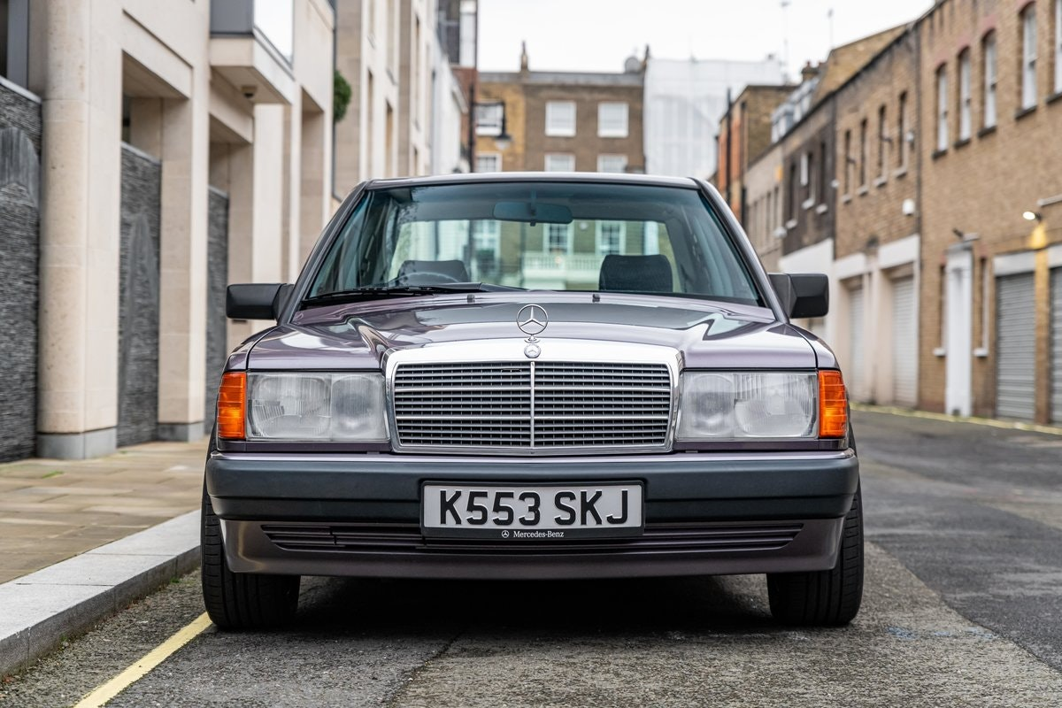 1992 W201 Mercedes-Benz 190E BBS/Cosworth For Sale (picture 6 of 12)