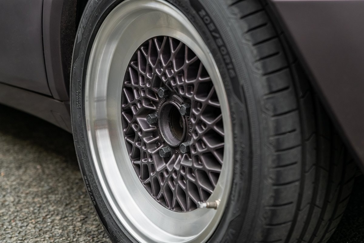 1992 W201 Mercedes-Benz 190E BBS/Cosworth For Sale (picture 8 of 12)