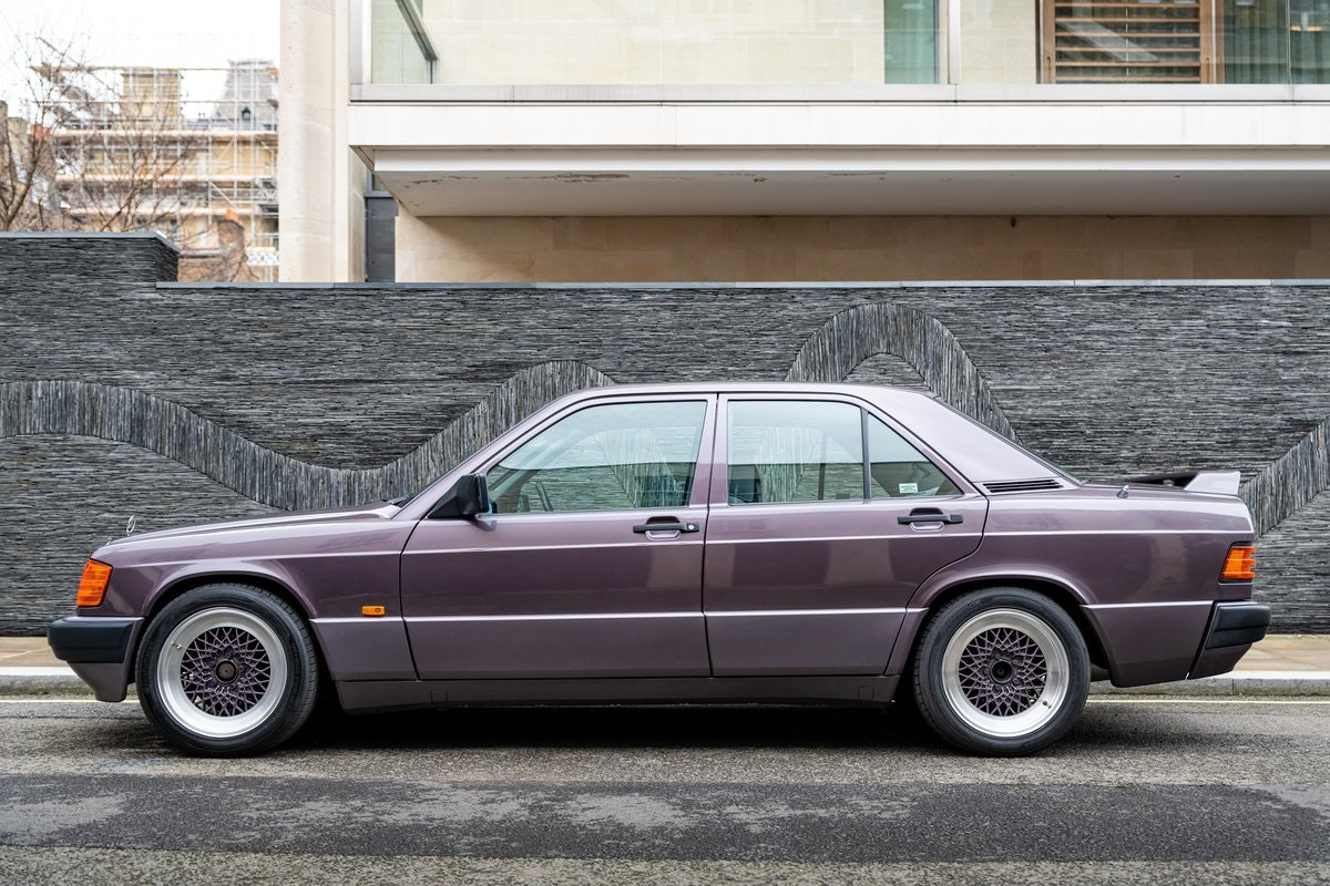 1992 W201 Mercedes-Benz 190E BBS/Cosworth For Sale (picture 9 of 12)