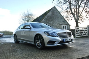 Picture of 2015 Mercedes Benz S350 L 3.0 AMG For Sale
