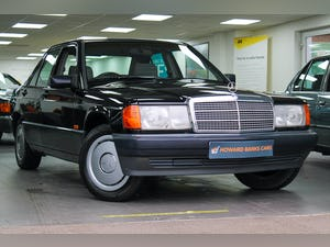 1993/K Mercedes 190E 1.8 Manual For Sale (picture 1 of 6)