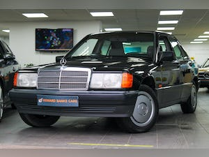 1993/K Mercedes 190E 1.8 Manual For Sale (picture 3 of 6)