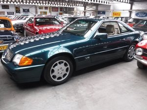 Picture of Mercedes Benz 600SL V12 1994 For Sale