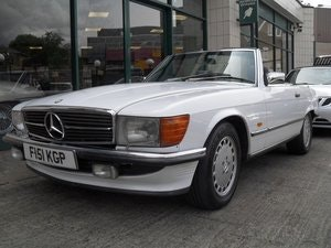 Picture of 1988 Mercedes Benz 300SL For Sale
