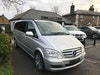 MERCEDES BENZ VIANO AMBIENTE EXTRA LONG AUTOMATIC EIGHT SEAT