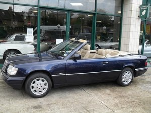 Picture of 1997 Mercedes E220 Cabriolet For Sale