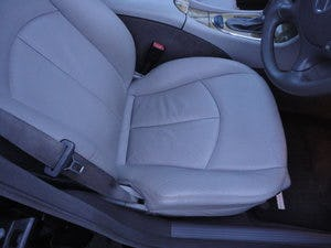 2009 REG  MERCEDS BENZ E220 DIESEL AUTO BLACK WITH LEATHER For Sale (picture 6 of 12)